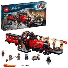 Back to Hogwarts time… taking a closer look at the outstanding LEGO HogwartsExpress!