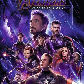 Win Avengers: Endgame on DVD! **COMPETITION CLOSED**