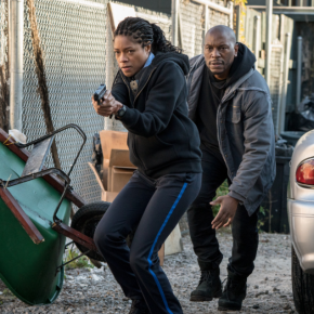 Intense first trailer for Black and Blue starring Naomie Harris and Tyrese Gibson