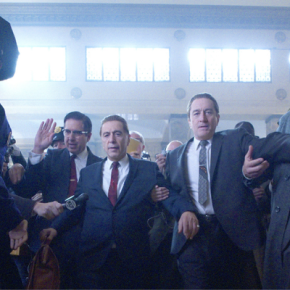 Pesci, Pacino and De Niro star in iconic first trailer for Scorsese's The Irishman