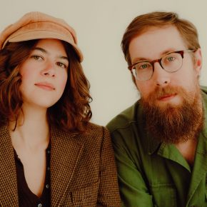 Pennsylvania duo Native Harrow touring the UK, with new album Happier Now, from 23 August