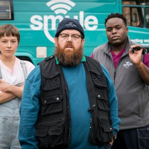 Simon Pegg and Nick Frost's supernatural comedy-horror series 'Truth Seekers' coming to PrimeVideo