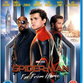 All the info for Spider-Man: Far from Home 4K UHD, Blu-ray and DVD release on 11 November!