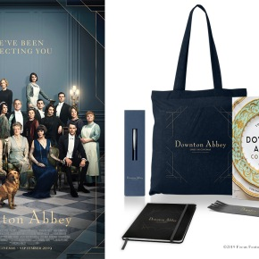 Win a set of wonderful 'Downton Abbey' merchandise!