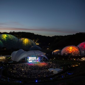 Eden Project team up with AEG Presents for new Eden Sessions joint venture