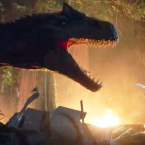 Watch Colin Trevorrow's excellent new Jurassic World short film Battle at Big Rock