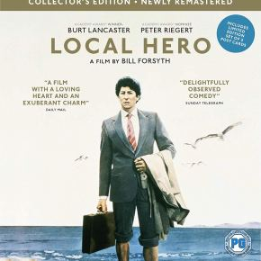 Win Bill Forsyth's 'Local Hero' remastered on Blu-ray!
