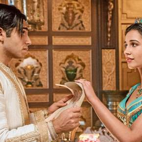 Aladdin (2019) Blu-ray review: Dir. Guy Ritchie