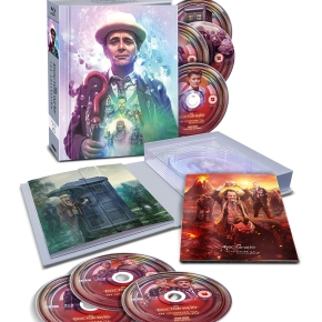 BBC Studios announces Season 26 as the next instalment in the Doctor Who: The Collection Blu-ray range