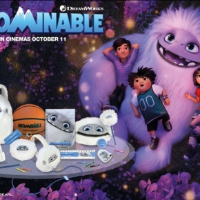 Win some wonderful 'Abominable' goodies!
