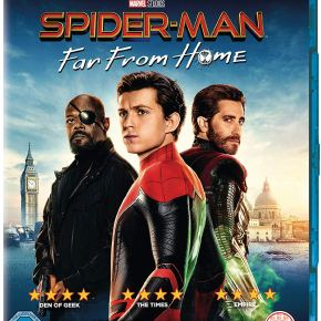 Win Spider-Man: Far from Home on Blu-ray™! **COMPETITION CLOSED**