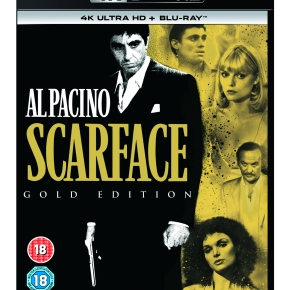 Scarface 4K UHD/Blu-ray review: Dir. Brian De Palma (1983)