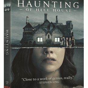 Win a copy of The Haunting of Hill House released for the first time on DVD on 21st October! **COMPETITION CLOSED**