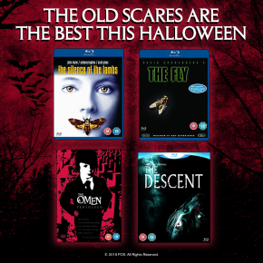 The Old Scares are the Best: Win a Halloween Blu-ray bundle! **COMPETITION CLOSED**