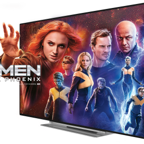 Enter Toshiba TV's competition for a special X-Men: Dark Phoenix screening righthere!