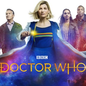 New Doctor Who T-Shirts to launch with each episode of Series 12