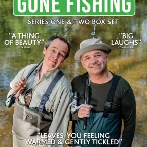 Win a wonderful 'Mortimer and Whitehouse Gone Fishing' boxset!