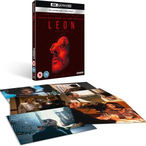 Luc Besson's 'Leon: Director's Cut' 25th Anniversary 4K UHD and Blu-ray release details!