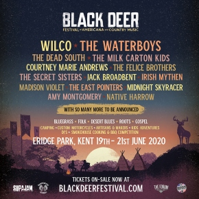 Black Deer Festival 2020: First acts announced!