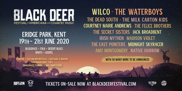 Popcorn Festival 2020.Black Deer Festival 2020 First Acts Announced Critical
