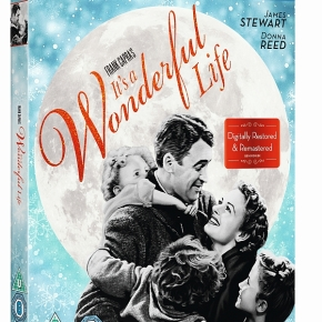 Win a copy of It's A Wonderful Life, out now for the first time on Blu-ray™! **COMPETITION CLOSED**