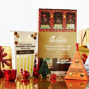 Christmas Gift Guide 2019: Joe and Seph's Gourmet Popcorn Subscriptions!
