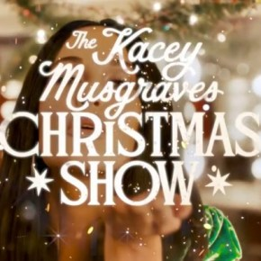 Amazon Prime Video team up with Grammy Award-winning Kacey Musgraves for special 'The Kacey Musgraves Christmas Show'!