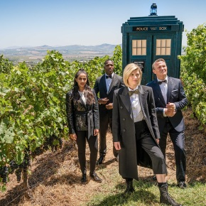 Doctor Who 12.1 Review: Spyfall, Part One
