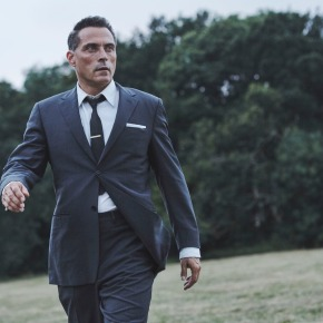 Get your first look at Rufus Sewell in the BBC's new adaptation of 'The Pale Horse'