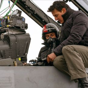 Go behind-the-scenes on Top Gun: Maverick with this outstanding Aviation Featurette