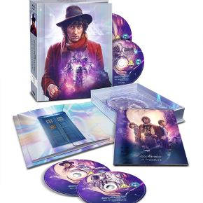 Doctor Who: The Collection – Season 12 Blu-rayreview