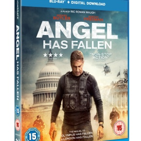 Win a copy of Angel Has Fallen on Blu-ray starring Gerard Butler! **COMPETITION CLOSED**