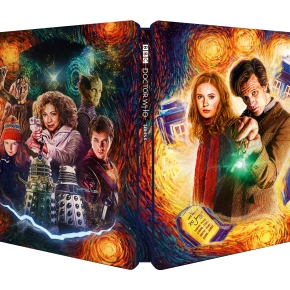 Doctor Who series 5 coming to Blu-Ray Steelbook from BBC Studios!