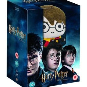 Win the Harry Potter Complete Collection with bonus Limited Edition Plush! **COMPETITION CLOSED**