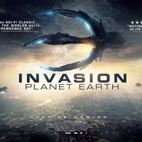 17 years in the making… Independent sci-fi thriller Invasion Planet Earth opens on 5 December!