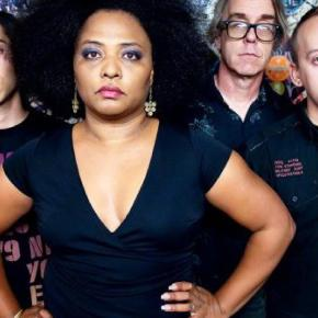 The BellRays, California punk-rock-soul group, heading to Exeter this January!