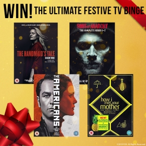 Win yourself the Ultimate Festive TV Binge with our huge box-set giveaway! **COMPETITION CLOSED**