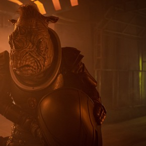 Doctor Who 12.5 Review: Fugitive of the Judoon