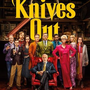 Knives Out comes to DVD, Blu-Ray, and 4K UHD 30 March and Digital on 21 March!