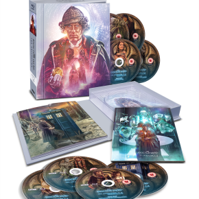 BBC Studios announce release of Season 14 in the Doctor Who: The Collection Blu-Rayrange