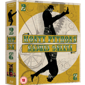 Win Monty Python's Flying Circus Season 2 on Blu-ray!