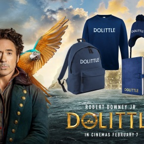 Win wonderous 'Dolittle' goodies – Opening in UK cinemas on 7 February! **COMPETITION CLOSED**