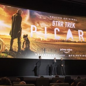 Star Trek: Picard 1.1 and European Premiere review