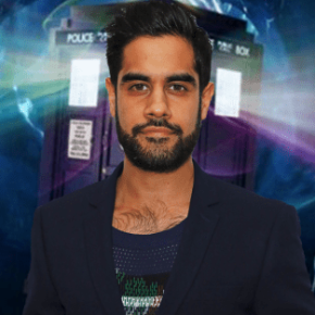 Sacha Dhawan offers insight on becoming The Master in Doctor Who!