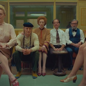 Glorious first trailer for Wes Anderson's The French Dispatch