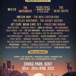 Black Deer Festival shall return in 2021, and announcesline-up!