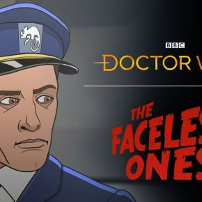 BBC Studios reveals release details for re-animated Doctor Who classic The Faceless Ones