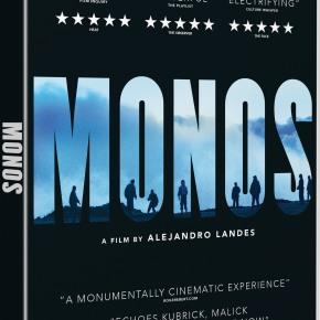 Monos DVD Review: Dir. Alejandro Landes(2019)