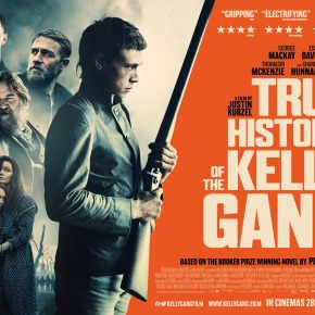 True History of the Kelly Gang Blu-ray review: Dir. Justin Kurzel (2020)