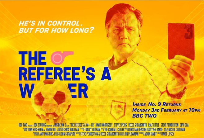 Inside No. 9 – 5.1 Review: The Referee's a W***er | critical popcorn